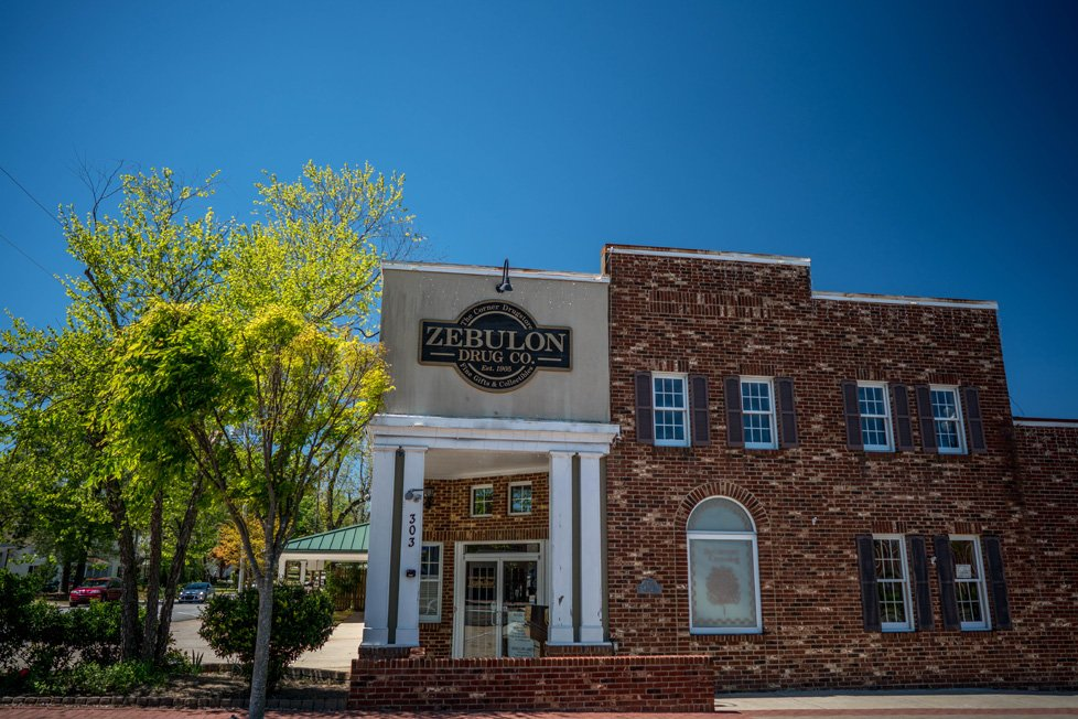 zebulon drug co nc