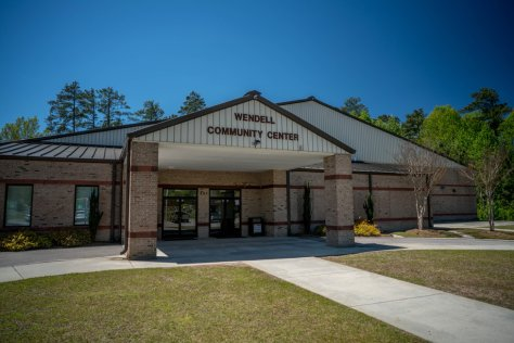 wendell community center nc